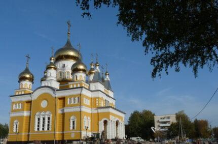 Храм в честь святых равноапостольных Мефодия и Кирилла освятят этой осенью